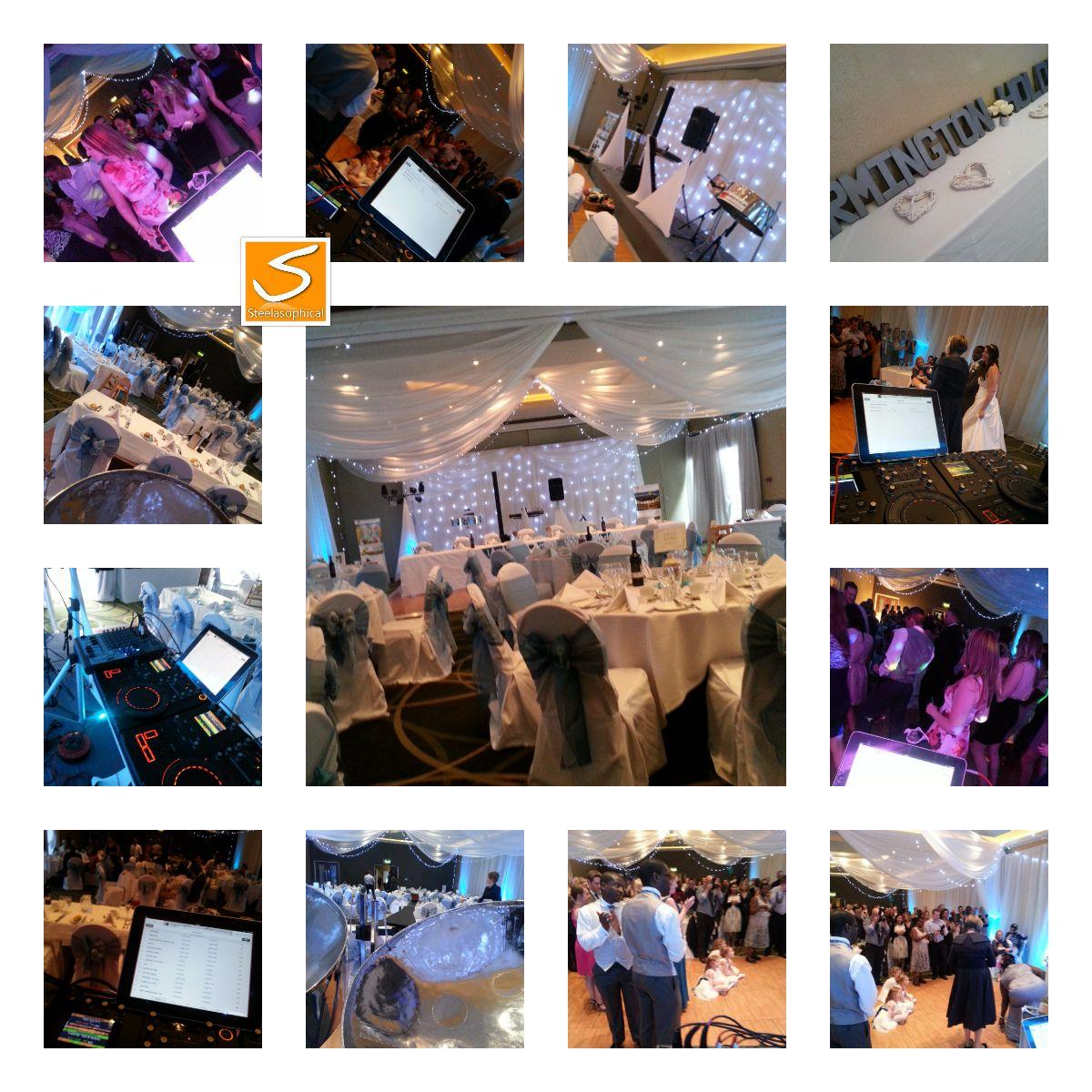 Steel Band For Hire CCTV Steelpan music hire