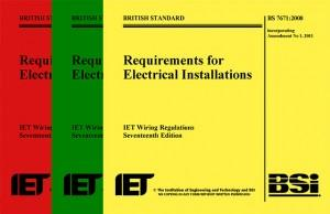 IEE regulations Gary Trotman