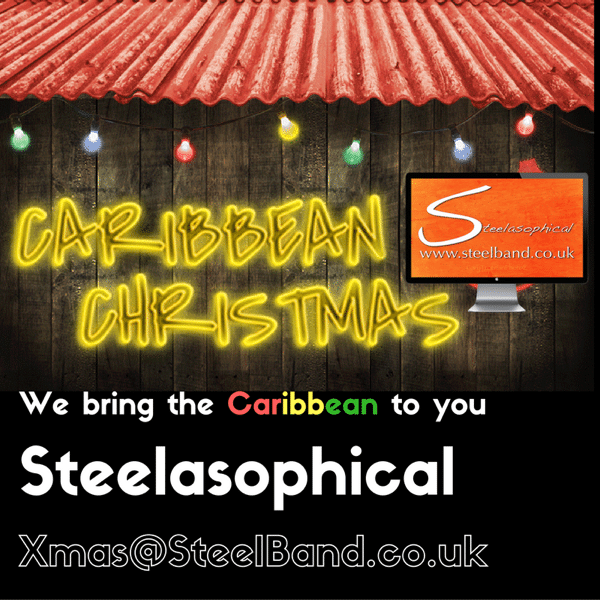 Steelasophical Caribbean Christmas