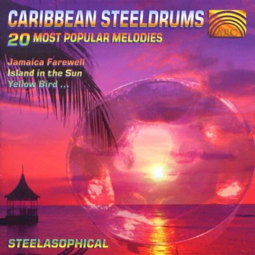 Caribbean steeldrums 20 most popular melodies