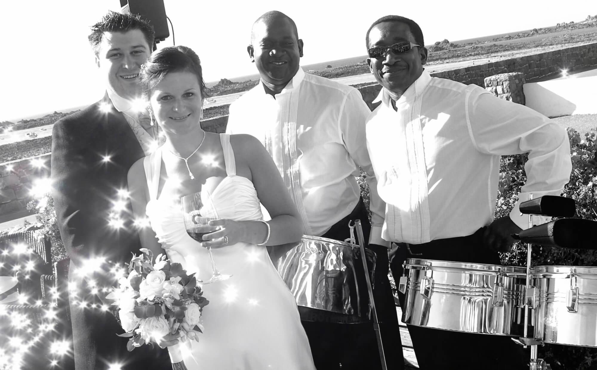 Steelasophical Music Ceremony Wedding Package