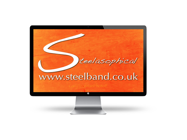 iMac steelasophical steel band