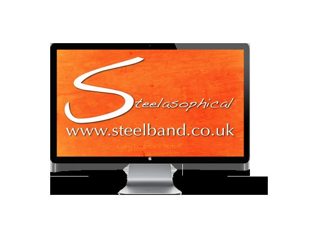 iMac steelasophical steel band