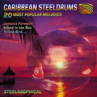 steel band music cd 1