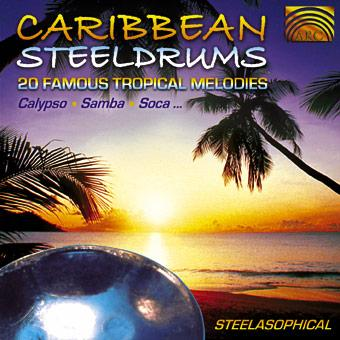 steel band music cd 2