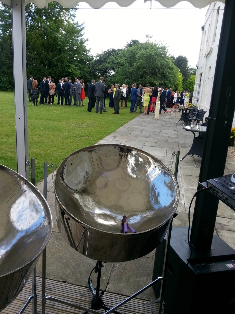 EastClose Wedding venue Steelasophical Steel bands