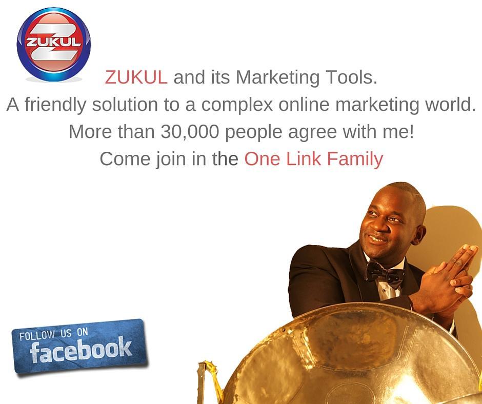 ZUKUL and its Marketing Tools
