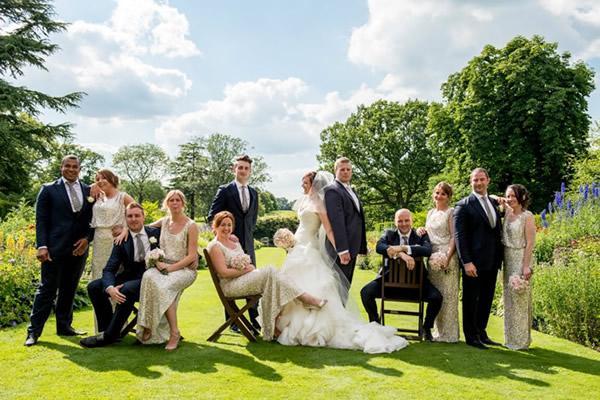 Longstowe hall steelband wedding 2